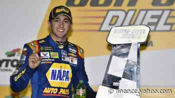 How Rich Are Points Leader Denny Hamlin, Chase Elliott and These Other Big-Name NASCAR Drivers? - Yahoo Finance