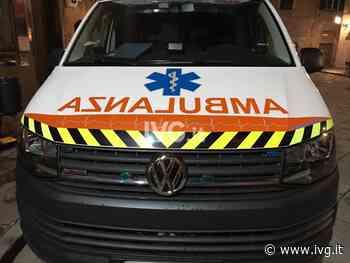 Travolto da un'auto sull'Aurelia ad Alassio: grave 20enne - IVG.it