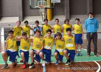 Dal senior al mini, settimana d'applausi per la Pallacanestro Alassio - Liguriasport