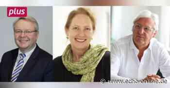 Darmstadt Darmstadt: Barbara Akdeniz als Bürgermeisterin gehandelt - Echo Online