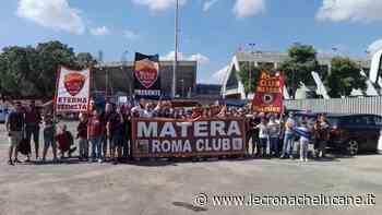 MATERA CHE TIFA ROMA La Basilicata giallorossa si organizza per la nuova stagione Fai clic per condividere su WhatsApp - Cronache TV