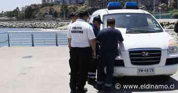 Encuentran cuerpo de un hombre flotando en el mar de Valparaíso - El Dínamo