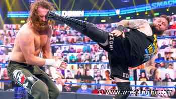 "Sami Zayn Seeking ""Karmic Justice"" On Kevin Owens At WWE HIAC - Wrestling Inc."