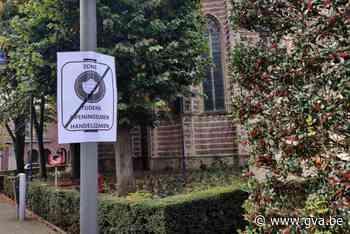 Geen mondmasker meer in winkelstraten en schoolomgeving (Kontich) - Gazet van Antwerpen