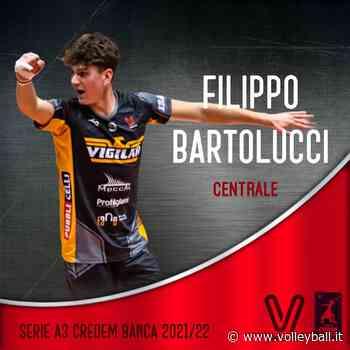 A3, Fano: Confermato il centrale Bartolucci - Volleyball.it