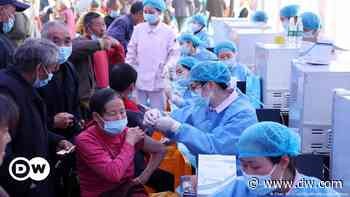 ++ Coronavirus hoy: China supera los mil millones de vacunados ++ - Deutsche Welle