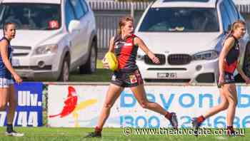 Ulverstone's Candice Belbin named in AFLW Futures under 17s squad - The Advocate