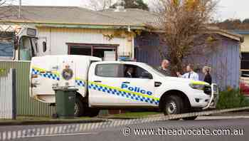 Police find weapon allegedly involved in Ulverstone death - The Advocate
