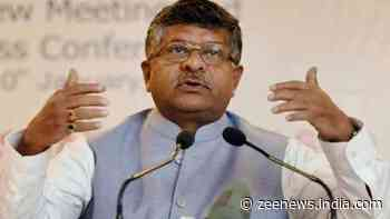 India won`t comprise with its digital sovereignty under leadership of PM Narendra Modi: RS Prasad