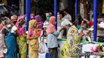 Coronavirus India Live Updates: Tamil Nadu extends lockdown for a week, allows public transport in few districts - The Indian Express