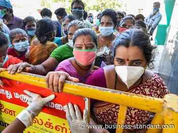 Coronavirus LIVE: Lockdown in Tamil Nadu extended for one more week - Business Standard