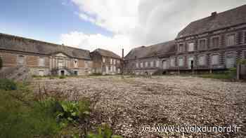 Hautmont : on doit sauver l'abbaye bénédictine, l'un des plus vieux bâtiments du Hainaut - La Voix du Nord