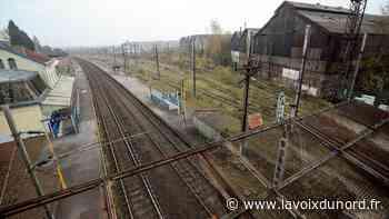 Hautmont : la fin de la friche des Laminoirs ouvre la voie au pôle gare - La Voix du Nord