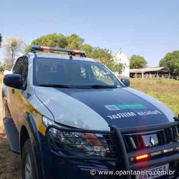 Em Aquidauana, dois jovens são presos pela PM com baseado de maconha - O Pantaneiro