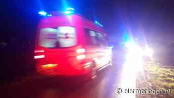 Hulpdiensten uitgerukt voor ongeval met letsel op Thorbeckelaan in Zwijndrecht - Alarmeringen.nl