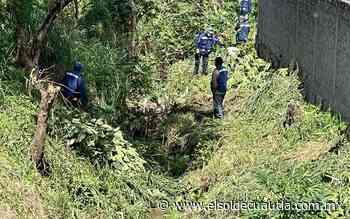 Autoridades mantienen limpieza de barrancas en Cuautla - El Sol de Cuautla