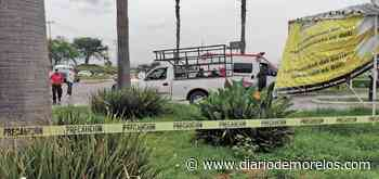 Matan a hombre al salir de Plaza Atrios de Cuautla - Diario de Morelos