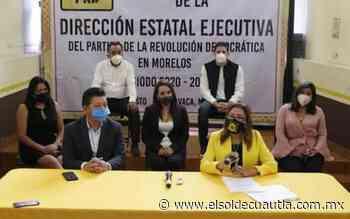 PRD solicitará el recuento de votos en Cuautla y Ayala - El Sol de Cuautla