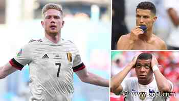Euro 2020 Power Rankings: France, Portugal and England all fall as Belgium take top spot