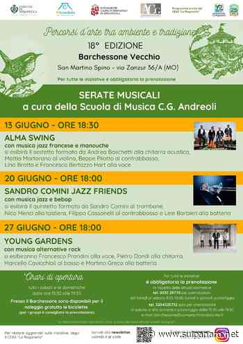 Mirandola, Barchessone Vecchio, spettacoli e musica. Gli eventi dal 19 al 23 giugno - SulPanaro
