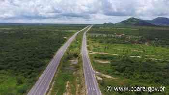 5 de maio de 2021 Contorno de Itapipoca já está pronto para tráfego - Ceará