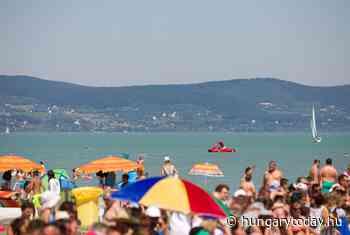 "Tourism Restarting: ""Balaton is full, no vacancies"" - Hungary Today"
