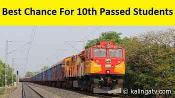 Indian Railways recruitment 2021: Bumper job opportunity for 10th pass! Over 40,000 vacancies available In RRB Group D Posts; Salary as per 7th CPC - Kalinga TV