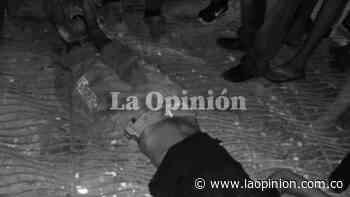 Asesinan a un consumidor de drogas en Tibú | Noticias de Norte de Santander, Colombia y el mundo - La Opinión Cúcuta