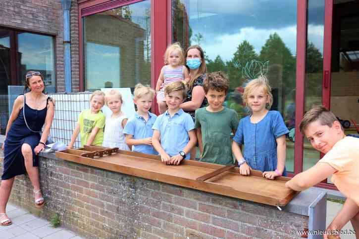 Eerste leerjaar De Papaver sluit schooljaar af met Vriendjestocht