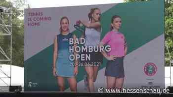 Video: Ein Hauch von Wimbledon in Bad Homburg | hessenschau.de | Videos - hessenschau.de
