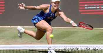 Wimbledonsiegerin Halep sagt für Bad Homburg ab - Allgemeine Zeitung