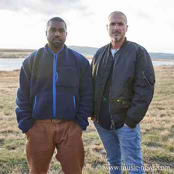 Kanye West hailed as 'greatest creative' by Zane Lowe