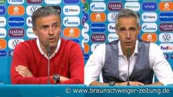 """Spanien droht frühes EM-Aus: Drittes Spiel """"wird der Knackpunkt"""""""