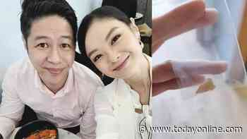 Sheila Sim Gave Her Husband Her Wisdom Tooth As A Present - TODAYonline