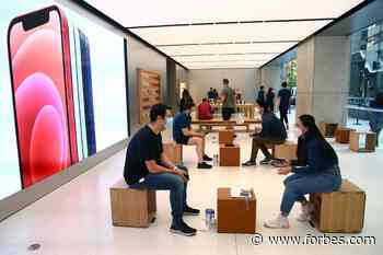 Apple Loop: Seven New iPhones Leak, Embarrassing iMac Problems, Dual SIM iPhone Hack - Forbes