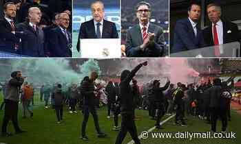 European Super League 'to relaunch including Man United, City, Liverpool, Arsenal, Chelsea, Spurs'