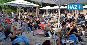 Garbsen: Leibniz-Theater präsentiert Kultur on the Beach am Blauen See - Hannoversche Allgemeine
