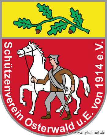 Schützenverein Osterwald Unterende öffnet wieder sein Schießsportcenter für Mitglieder - Garbsen - myheimat.de - myheimat.de