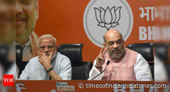 PM Modi holds meet with Amit Shah and Rajnath Singh