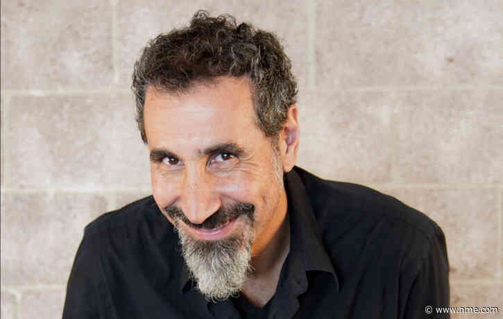 Listen to Serj Tankian's new 24-minute classical composition 'Disarming Time'