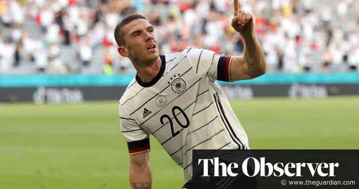 Unlikely hero Robin Gosens shows Germany anything is possible   Marcus Christenson