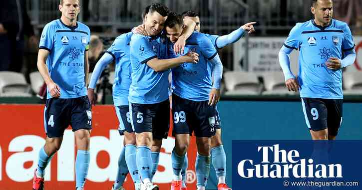 Sydney FC survive Adelaide United scare to reach A-League grand final