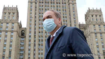 Russlands Botschafter Antonow kehrt in die USA zurück
