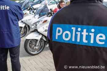 17-jarige fietsster gewond na aanrijding - Het Nieuwsblad