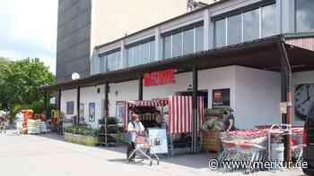 Rewe-Markt wird durch Neubau ersetzt - Merkur.de