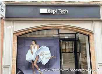 Dépil Tech se réjouit d'une nouvelle ouverture à Salon-de-Provence et annonce le déménagement de son centre de Mâcon - Observatoire de la Franchise