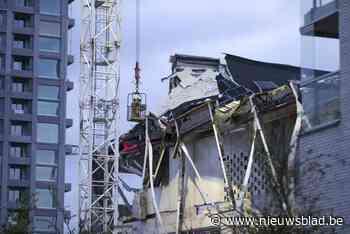 Instorting schoolgebouw Antwerpen: alle slachtoffers inmiddels geïdentificeerd, families zijn op de hoogte gebracht