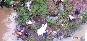 Encuentran restos humanos en barranca de Yecapixtla - Diario de Morelos