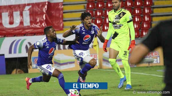 Pereira, el héroe que tiene soñando a Millonarios con la estrella - El Tiempo