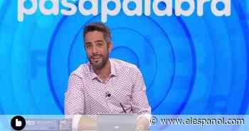 'Pasapalabra': Quiénes son los invitados de esta tarde Javier Pereira, Laura Matamoros, Juan Duyos y Verónica Blume - El Español